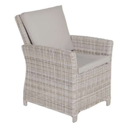 Vancouver Dining Chair Passion Willow HØ6,5mm/ Sand